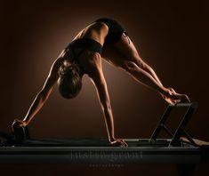 I love Pilates.