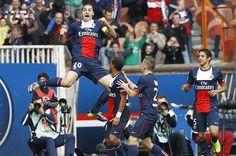 PSG le puso presión a Mónaco con su victoria 4-0 sobre el Bastia.