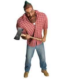 Lumberin Jack Adult Men's Costume
