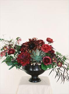 Roses, Dahlias, Anem