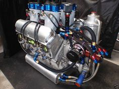 Sprint car engine, MOM I WILL TAKE 2 PLEASE