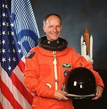 Claude Nicollier, ESA; STS-46, STS-61, STS-75, STS-103