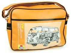 VW Camper Retro Shoulder Bag