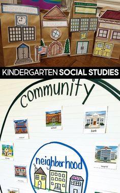 Social Studies Lesson Idea