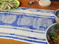 Vietnames Rice Paper rolls on a teatowel Vietnamese Rice Paper Rolls, Vietnamese Spring Rolls, Rice Paper Recipes, Asian Rice, Laos Food, Vegetable Prep, Fried Shallots, Sydney Restaurants, Lemon Rice