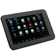 IPPO M7 DUAL CORE 7 Inch TABLET PC 4GB HDMI Dual Camera Android 4.1 . -- Comes in Black or White --