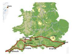 Autorondreis Devon en Cornwall - foto 1