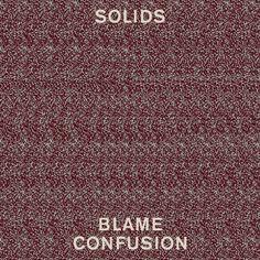 Blame Confusion cover art