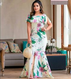 Shop Sexy Trending Dresses – Chic Me offers the best women's fashion Dresses deals Latest African Fashion Dresses, Women's Fashion Dresses, Casual Dresses, Lovely Dresses, Beautiful Outfits, Hawaiin Dress, Island Outfit, Fishtail Dress, Korean Dress