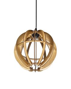 Plywood Shade Globe Ball Indoor Pendant Lamp is handsome, stylish designed, warm allure suitable for living rooms, kitchens, dining rooms and   entryways. Its smooth, subtle looking is just great for a number of interior design schemes. Unique wooden   pendant lamp not just provides you warm lights, but also decorates your house stylish.