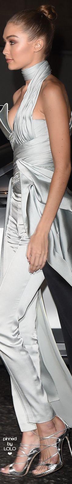 Gigi Hadid 2016 British Fashion Awards | LOLO❤︎
