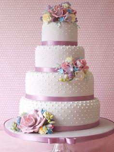 Loves Beautiful Wedding Cake Design - Cake Picture Ideas | Prayface.
