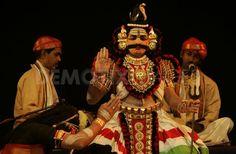 yakshagana face painting - Google Search