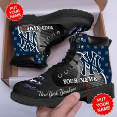 New York Yankees, Hiking Boots, Running Shoes, Sneakers, Fashion, Runing Shoes, Tennis, Moda, Slippers