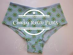 Fadenglück....wenn nähen Glücklich macht: Cheeky Retro Pants