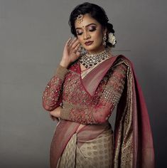 Aari Embroidery, Blouse Designs