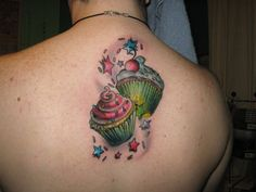 sketching a cake | Cupcakes Tattoo by ~AingelCakes on deviantART