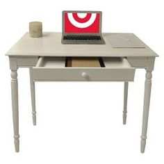 Writing Desk White - Convenience Concepts : Target