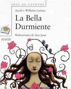 Sleeping Beauty illustrated by Ana Juan.