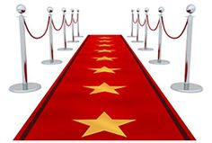 Hit the red carpet in style with these sensational Hollywood-themed party games. Movie Star Party Activities Hit the red carpet in style with these sensati