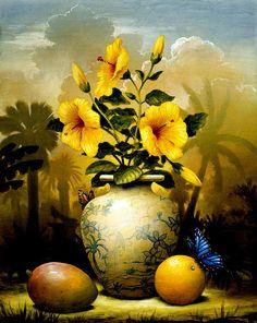 Kevin Sloan The Golden Garden