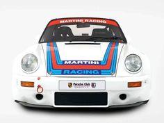 Porsche 911 Martini Racing: