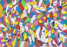 Papírová vitráž Sprinkles, Candy, Abstract, Artwork, Summary, Work Of Art, Auguste Rodin Artwork, Artworks, Sweets