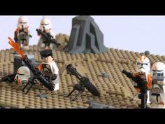 Lego Star Wars Moc on Cardia Lego Custom Minifigures, Lego Duplo, Lego Star Wars, Star Trek, Star Wars Origami, Lego Videos, Star Wars Models, Lego War, Cucumber Salad