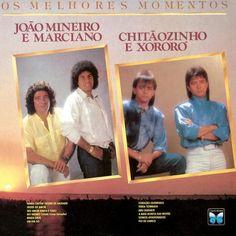 Os Melhores Momentos - João Mineiro & Marciano