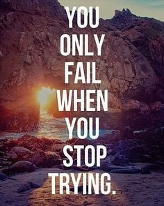 Don't stop . . . . #life #champion #suffernow #mind #quote #motivation #dontgiveup #dontquit #riseandshine #spiritual #wisdom #keepmoving #keeppracticing #thinker #hardwork #failure #newstart #remember #workout #training #silence #gym #healthyfood #fail #goals #dream #healt #keepgoing #yesterday #tomorrow Motivacional Quotes, Cute Quotes, Great Quotes, Quotes To Live By, Qoutes, Daily Quotes, Quotes Images, Never Give Up Quotes, Wisdom Quotes