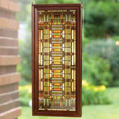 Frank Lloyd Wright Oak Park Studio Skylight Stained Glass