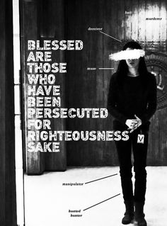 Hannibal - Blessed are those who have been persecuted for righteousness sake
