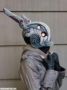 missmonstermel:  Pre-order is LIVE! DIY Helmet, limited numbers....