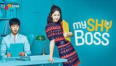 Park Hye Soo, My Shy Boss Kdrama, Ye Ji Won, Korean Drama 2017, Korean Dramas, Introverted Boss, Yeon Woo Jin, Yoon Park, Dramas Online