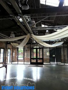Pipe and D, Lighted Ceiling D, and Paper Lanterns for ... How To Cover Pipes In Bat Ceiling on