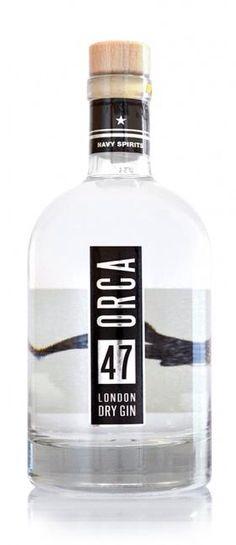 Gin of the World# Orca 47 # Hamburg,Germany ginfusion