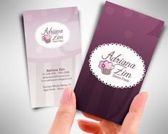 Cartão de Visita para Adriana Zim