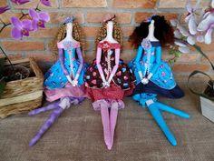 Tilda Doll Fairy Luxury Land Handmade Fabric dolls by MagicDolland
