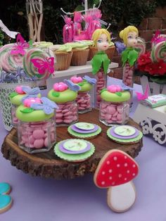 Tinkerbell Birthday Party Ideas | Photo 2 of 19