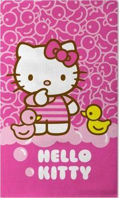 Dětský ručník Hello Kitty - 30x50 cm