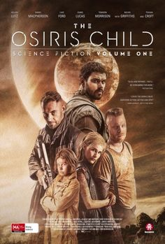 "The Osiris Child: Science Fiction Volume One (2016) ""SFv1 "" - Australia CIENCIA FICCIÓN"