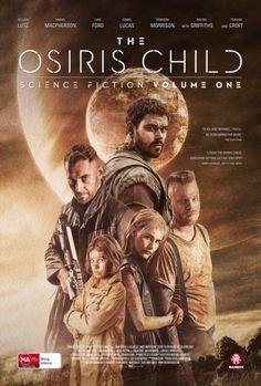 "The Osiris Child: Science Fiction Volume One (2016)  ""SFv1 "" - Australia  CIENCIA FICCIÓN"