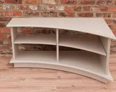 Image result for corner tv unit in alcove