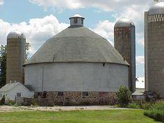 Round Barn, Hillsboro, WI