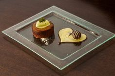 Perfect for Valentine's Day dining! Get your hands on Rockliffe Hall's Warm, Liquid-Centred Chocolate Cake #recipe by visiting our blog:  http://www.rockliffehall.com/hotel/blog/melt-your-other-halfs-heart.aspx