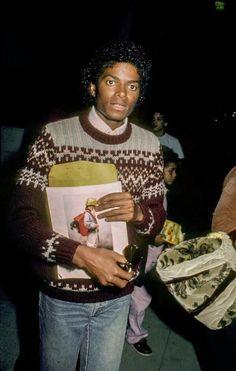 Michael Jackson......
