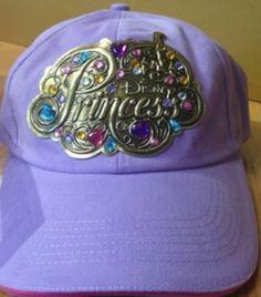 Disney Parks Princess Embellished Lavender Child Size Baseball Hat Cap NEW Disney,http://www.amazon.com/dp/B00DJJZD92/ref=cm_sw_r_pi_dp_R9jxtb0PXNGRPY58