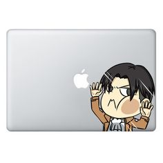 [ Levi Ackerman ] TRAPPED SERIES FOR MACBOOK & LAPTOP