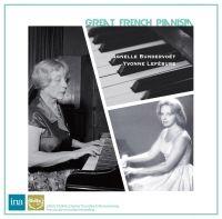 프랑스 피아니즘: 아뉴엘 분더보예, 이본 르페뷔르 미발표 녹음집 [2CD, Mono, Stereo]