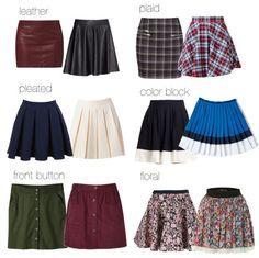 Lydia Inspired Skirts Part I | beautiful everything